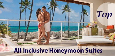 Top 5 All Inclusive Honeymoon Suites