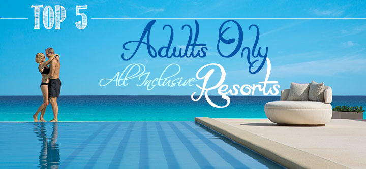All inclusive clothing optional adults only resorts