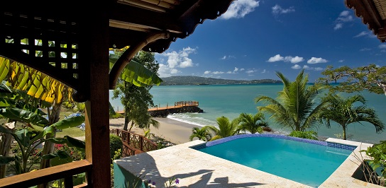 Calabash Cove Intimate St Lucia Honeymoon Resort