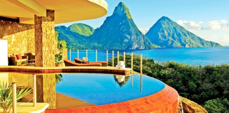Sandals Grande St Lucian vs Jade Mountain