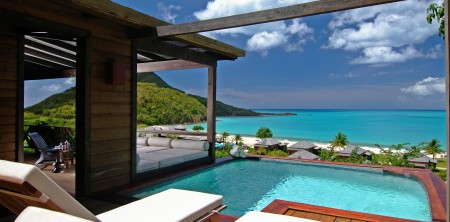 Antigua Honeymoon Suites with Private Pools