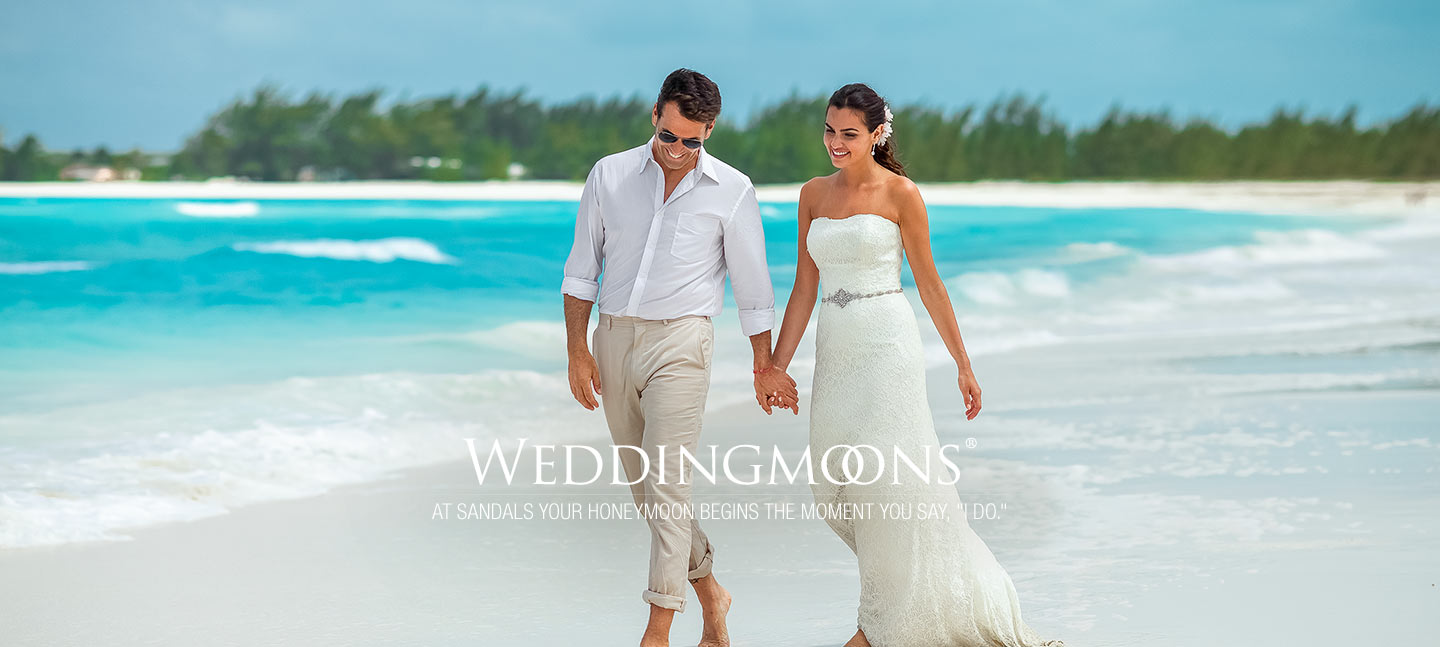 Elope Wedding Packages for 2 - All Inclusive Honeymoon Resort Packages