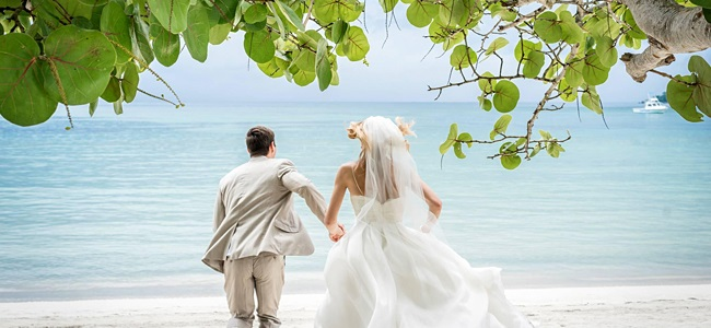 elope wedding couples resort jamaica