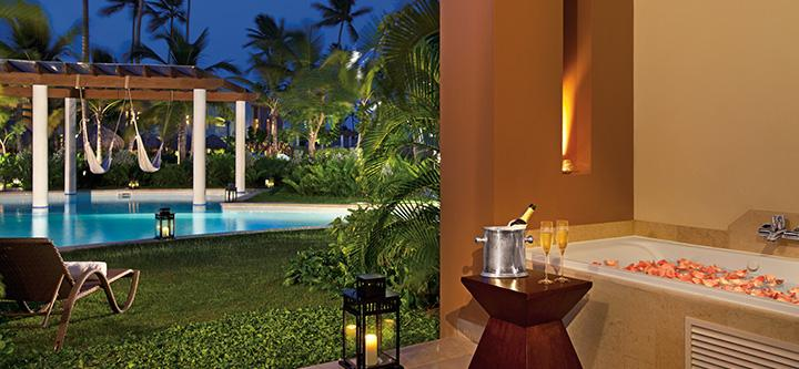 secrets royal beach punta cana honeymoon suite