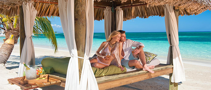 Sandals Montego Bay honeymoon Beach