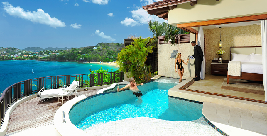 Sandals Regency La Toc St Lucia