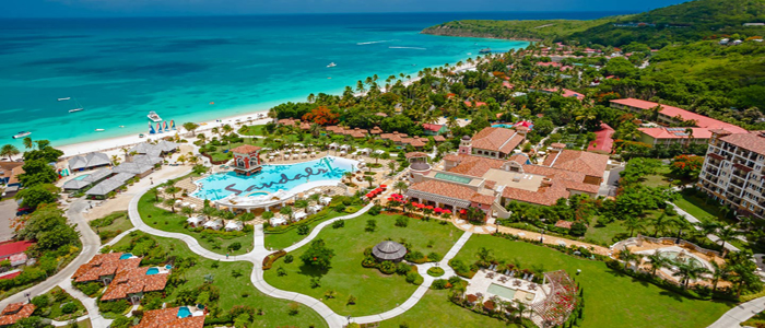 our # recommendation for an Antigua honeymoon