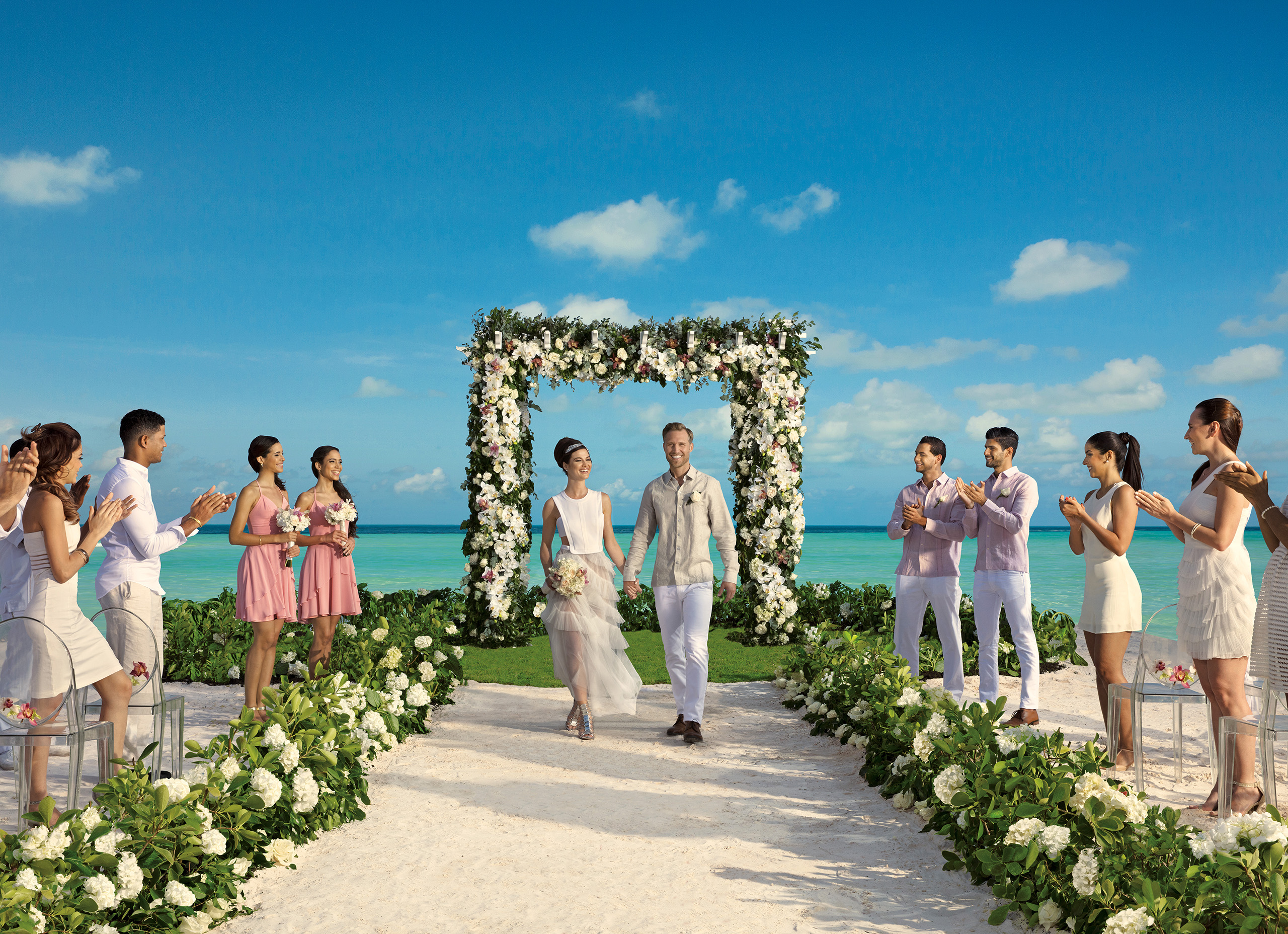 all inclusive Punta Cana wedding at Secrets Cap Cana