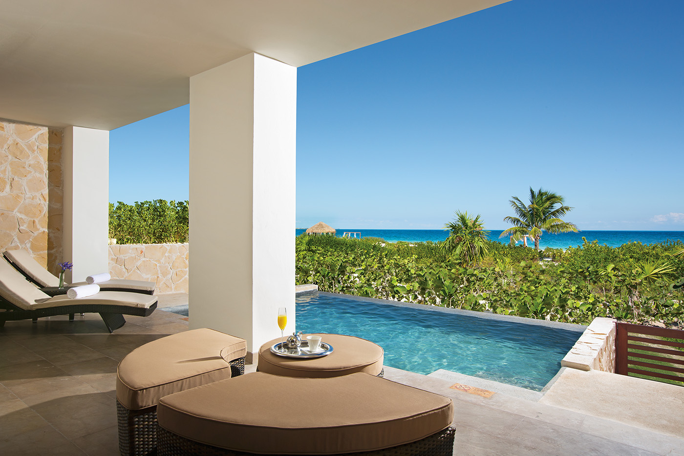 Secrets Playa Mujeres Suite Private Pool