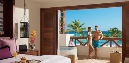 Punta Cana Honeymoon Suites with Outdoor Jacuzzis and Private Pools