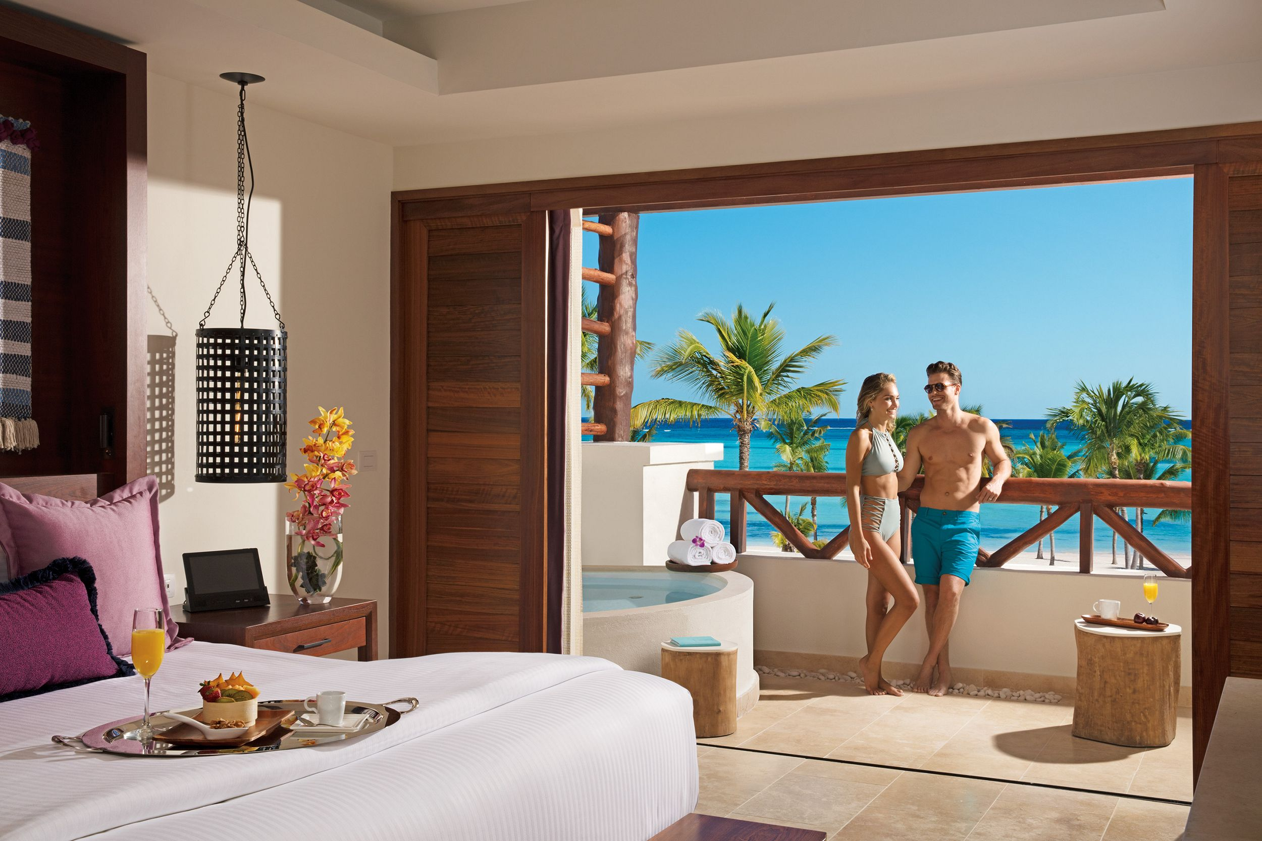 Secrets Cap Cana Terrace