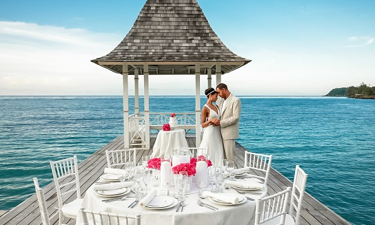Top 5 Jamaica Weddings All Inclusive Honeymoon Resort Packages Sandals St Lucia